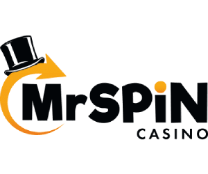 Get up to 50 Free Spins (no deposit required) from Mr Spin Casino