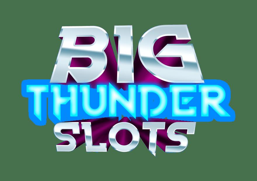 Spin The Mega Wheel at Big Thunder Slots and Win up to 500 Free Spins